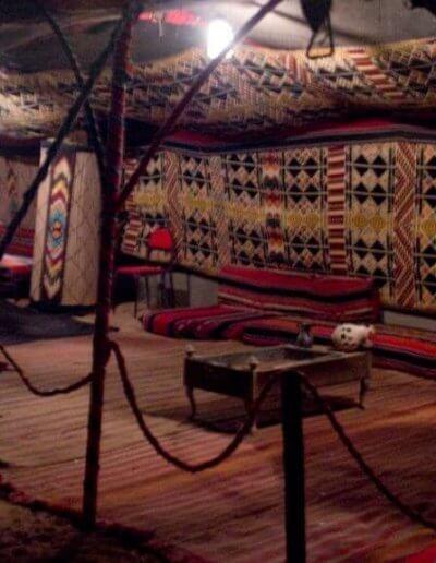 Privát Jordánia utazás captains deduin tábor