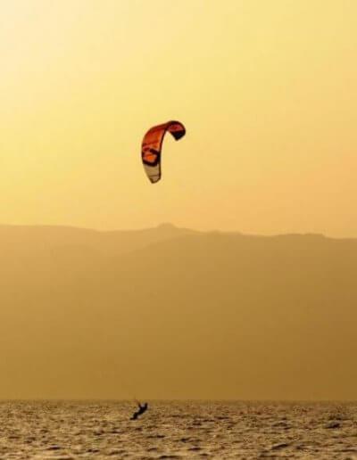 Privát Jordánia utazás parasailing