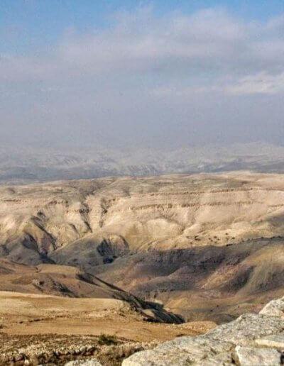 Privát Jordánia utazás táj