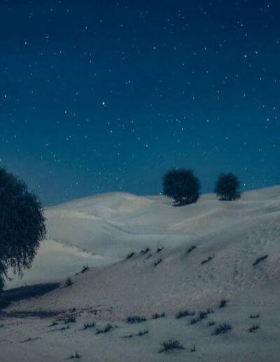 Privát utazás Omán éjjel