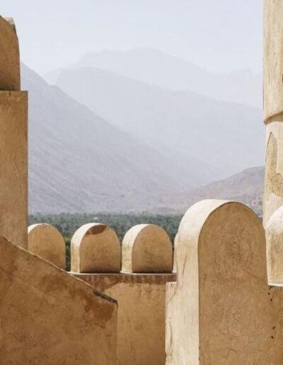 Privát utazás Omán erődök földje