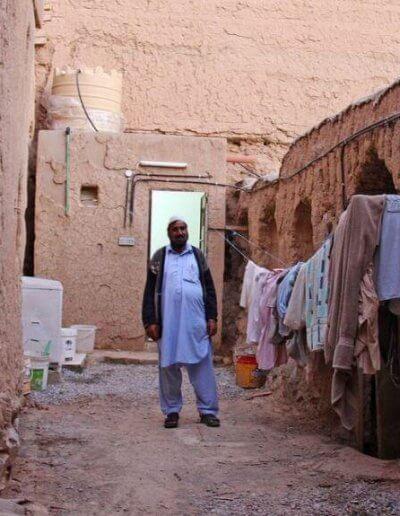 Privát utazás Omán falu