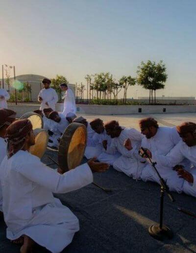 Privát utazás Omán férfiak