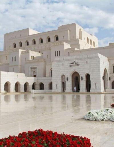 Privát utazás Omán opera