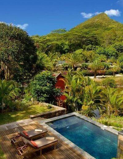 Privát utazás Mauritius Lacaz Chamarel