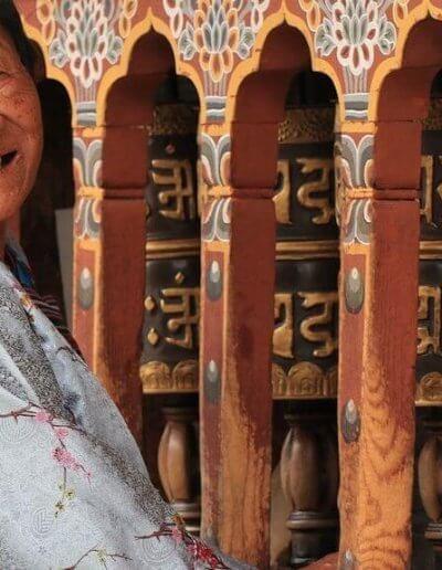 Privát utazás Bhután mosoly