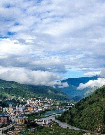Privát utazás Bhután város