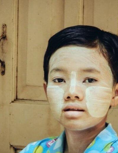 Privát utazás Burma helyi