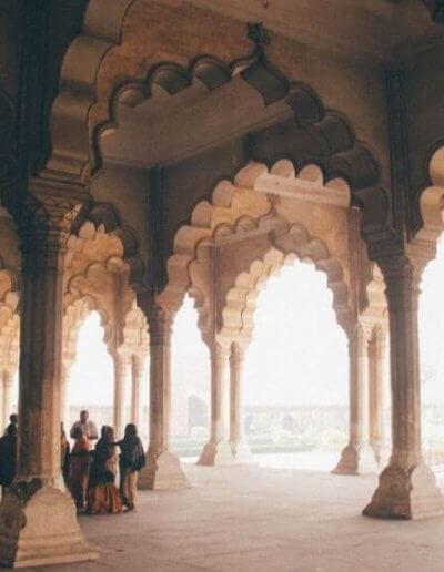 Privát utazás India csipke