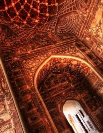 Privát utazás India építészet