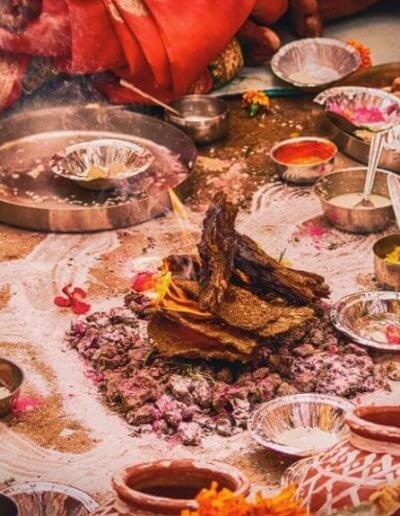 Privát utazás India ételek