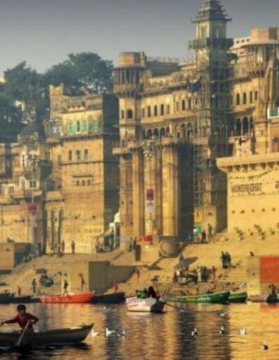 Privát utazás India Gangesz