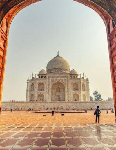 Privát utazás India kapu