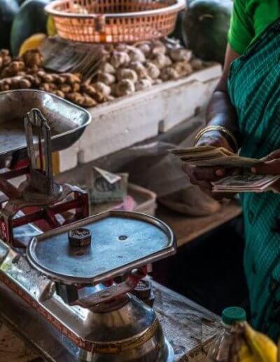Privát utazás India piac