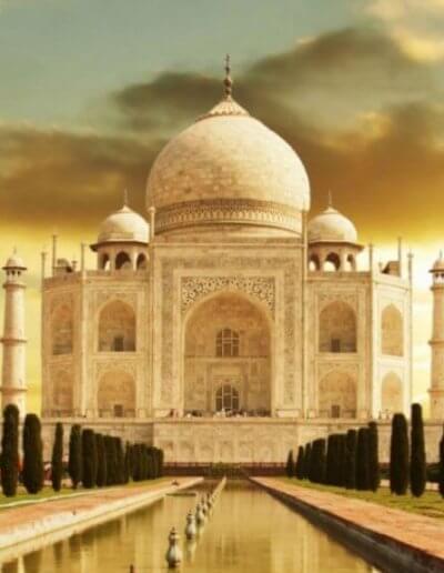 Privát utazás India Taj Mahal