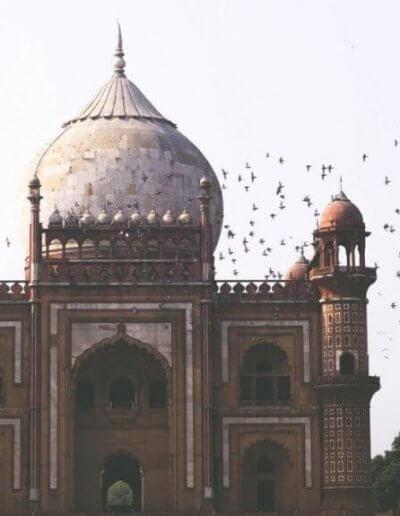 Privát utazás India udvar