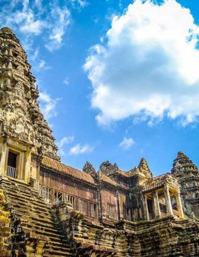 Kambodzsa privát utazás