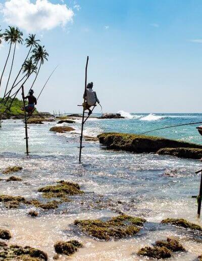 Privát utazás Sri-Lanka horgászok
