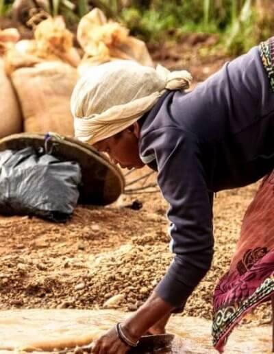 Privát utazás Madagaszkár asszony