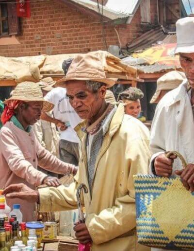 Privát utazás Madagaszkár piac