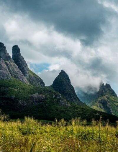 Privát utazás Mauritius hegyek