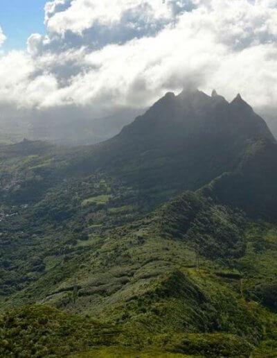 Privát utazás Mauritius Le Morne