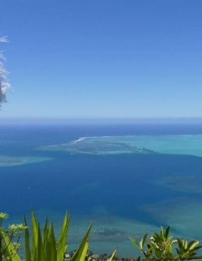 Privát utazás Mauritius panoráma